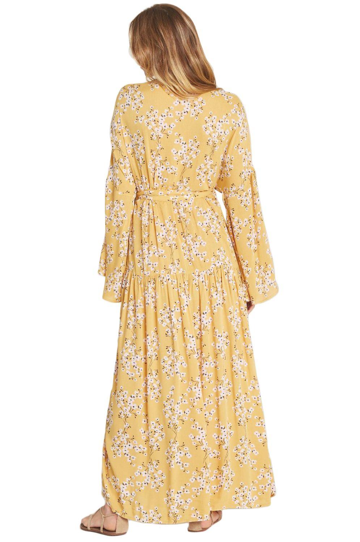 Vestido Billabong MY FAVORITE SEEKERS OF THE SUN Golden Hour