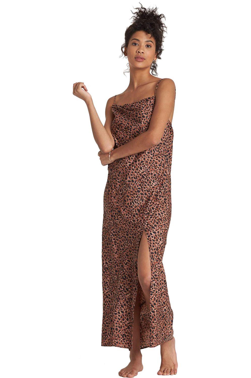 Billabong Dress LOVE BIAS Animal