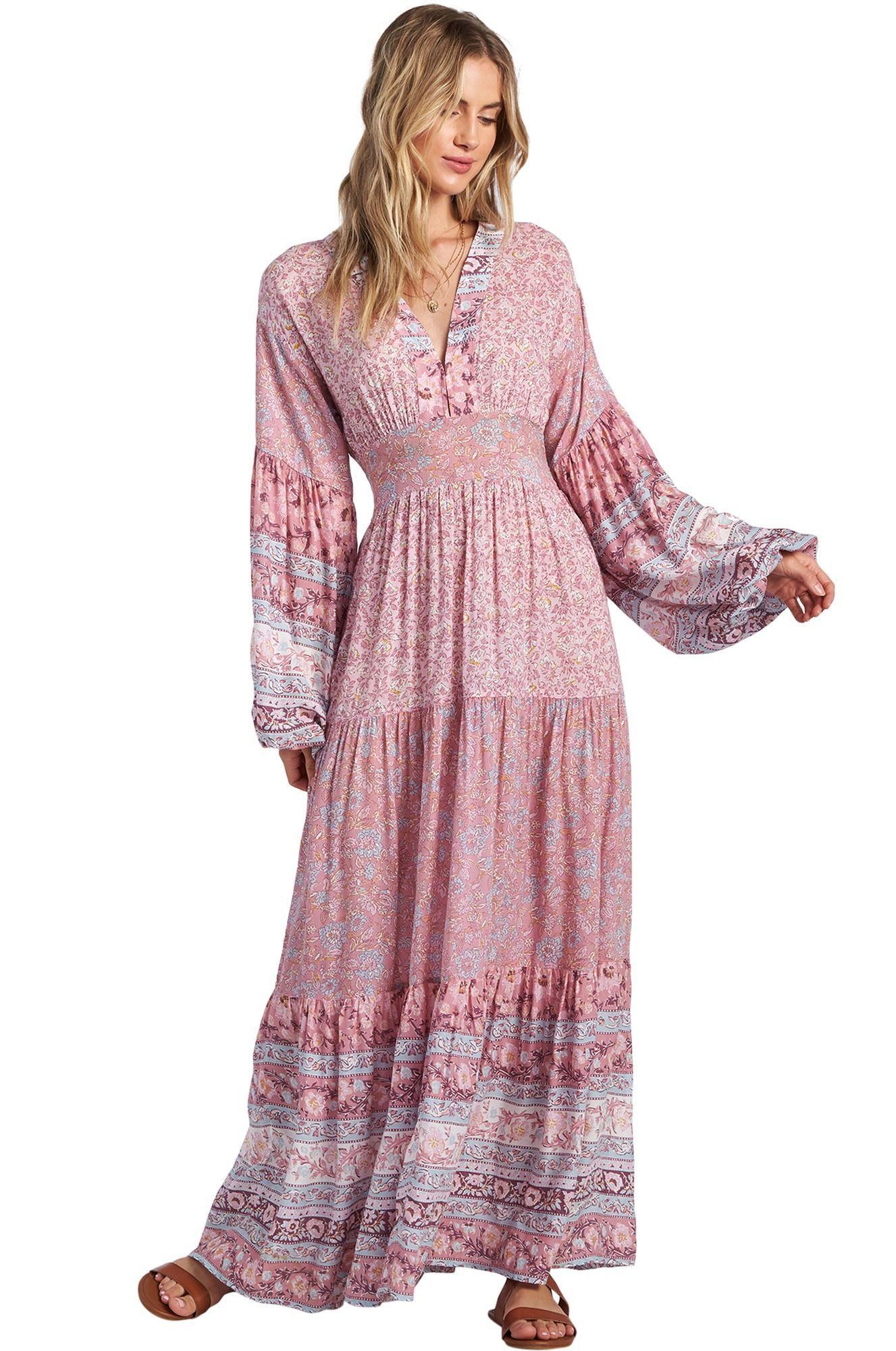 Vestido Billabong COSMOS DRESS Multi