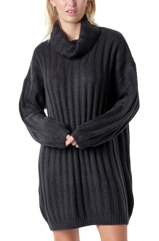 Vestido Billabong STAY RELAX Black
