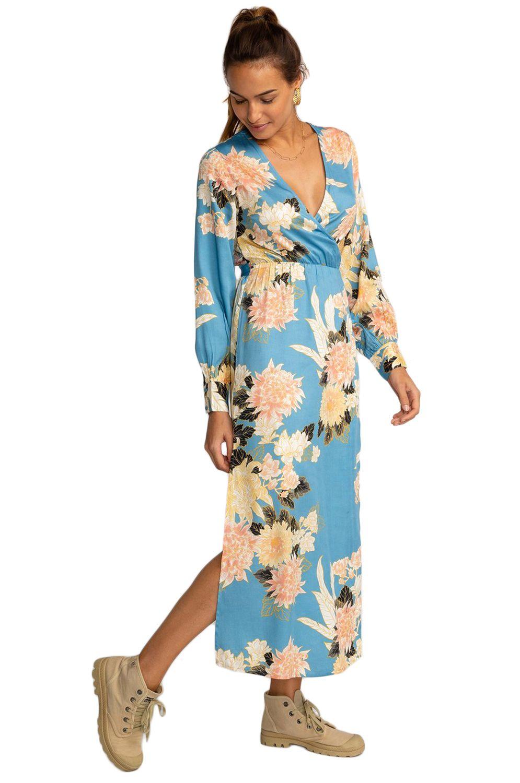 Billabong Dress GOOD SIDE Surf Blue