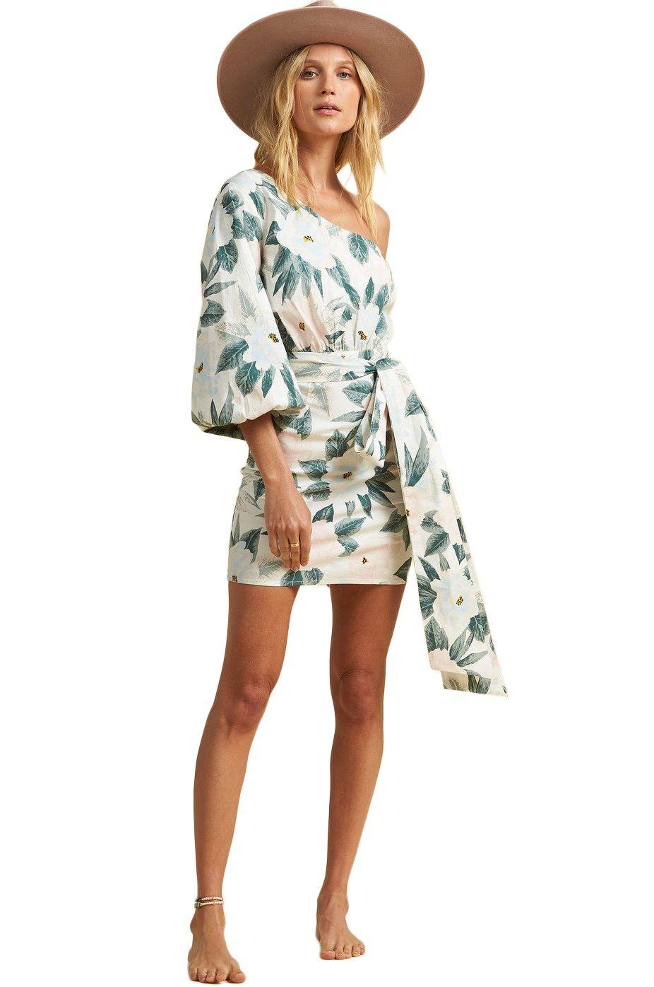 Billabong Dress SUNKISSED SALTY BLONDE Multi