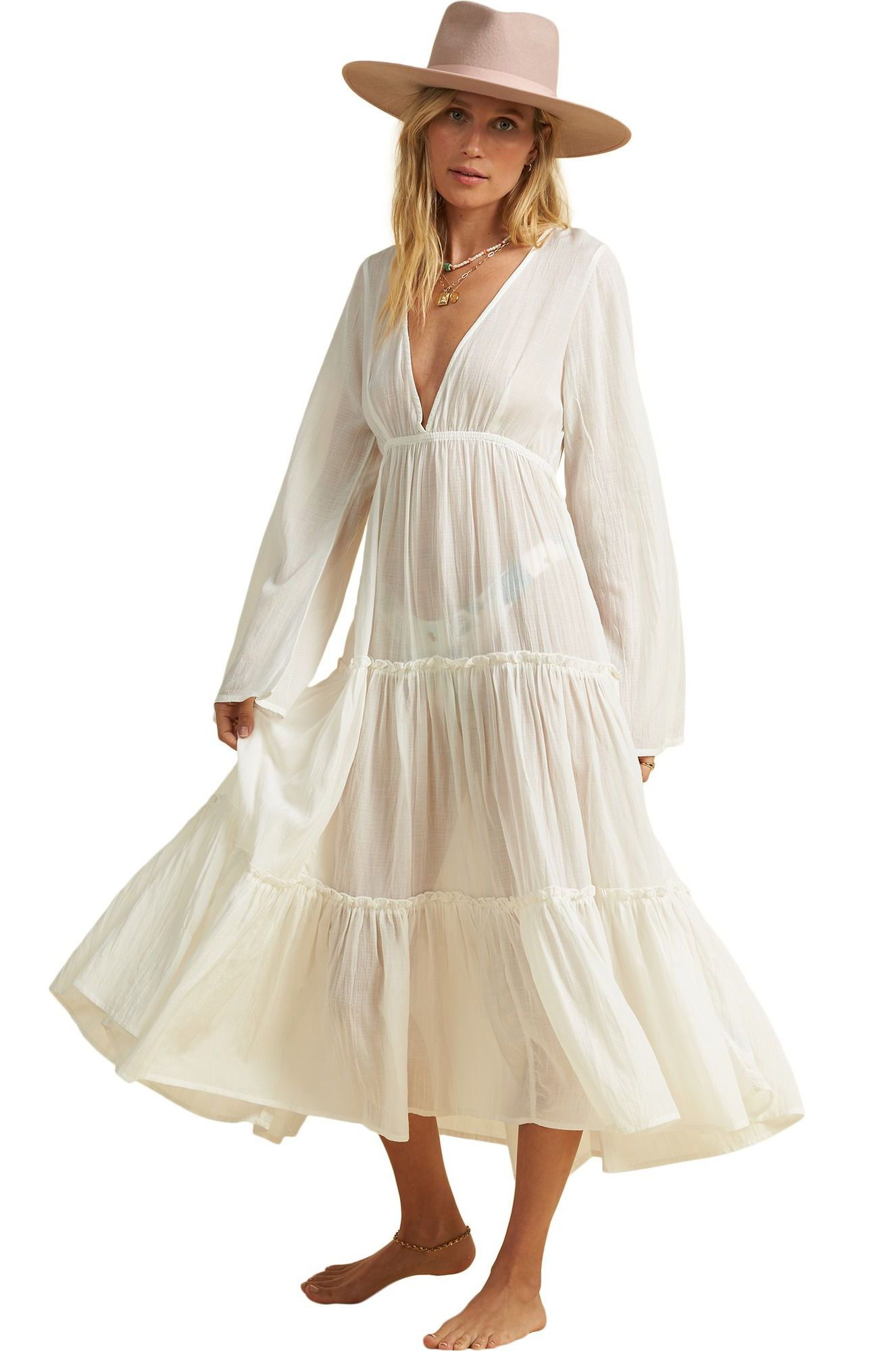 Vestido Billabong WANDER LUST SALTY BLONDE Cool Wip