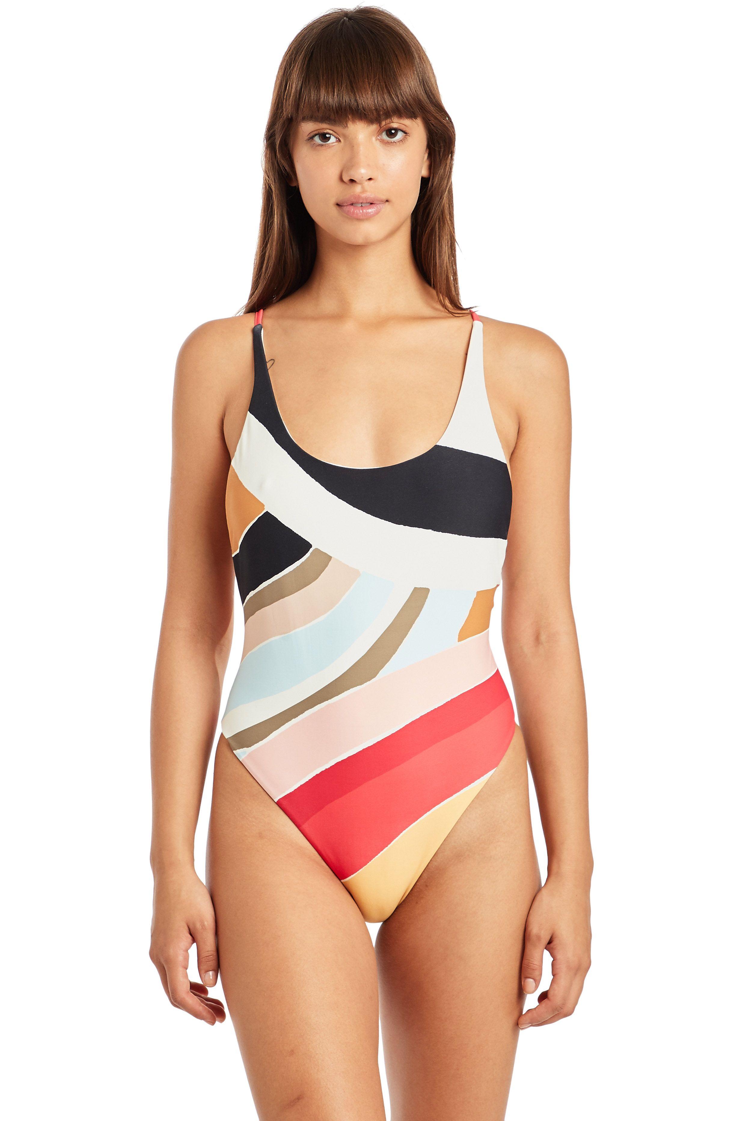 Billabong Swimsuit SUNGAZER SEEKERS OF THE SUN Multi