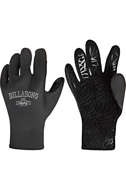 Billabong Neoprene Gloves 2MM SYNERGY SURF CAPSULE Black
