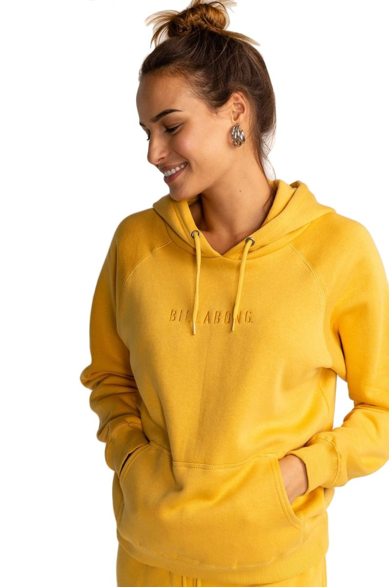 Billabong Sweat Hood LEGACY 2.0 HOOD LEGACY PACK Bright Gold