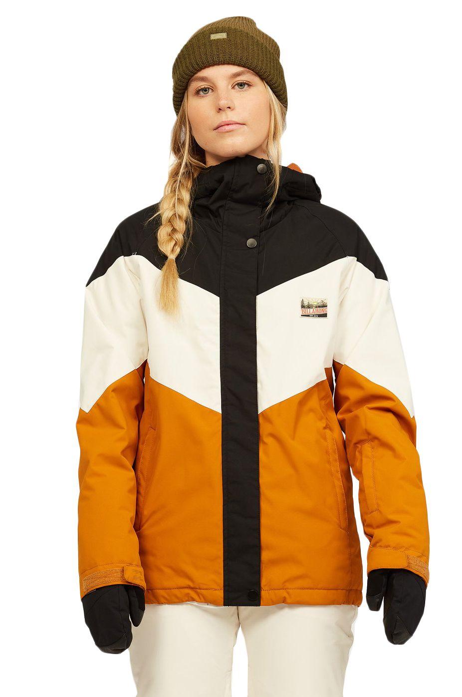 Billabong Jacket GOOD LIFE JKT Brown
