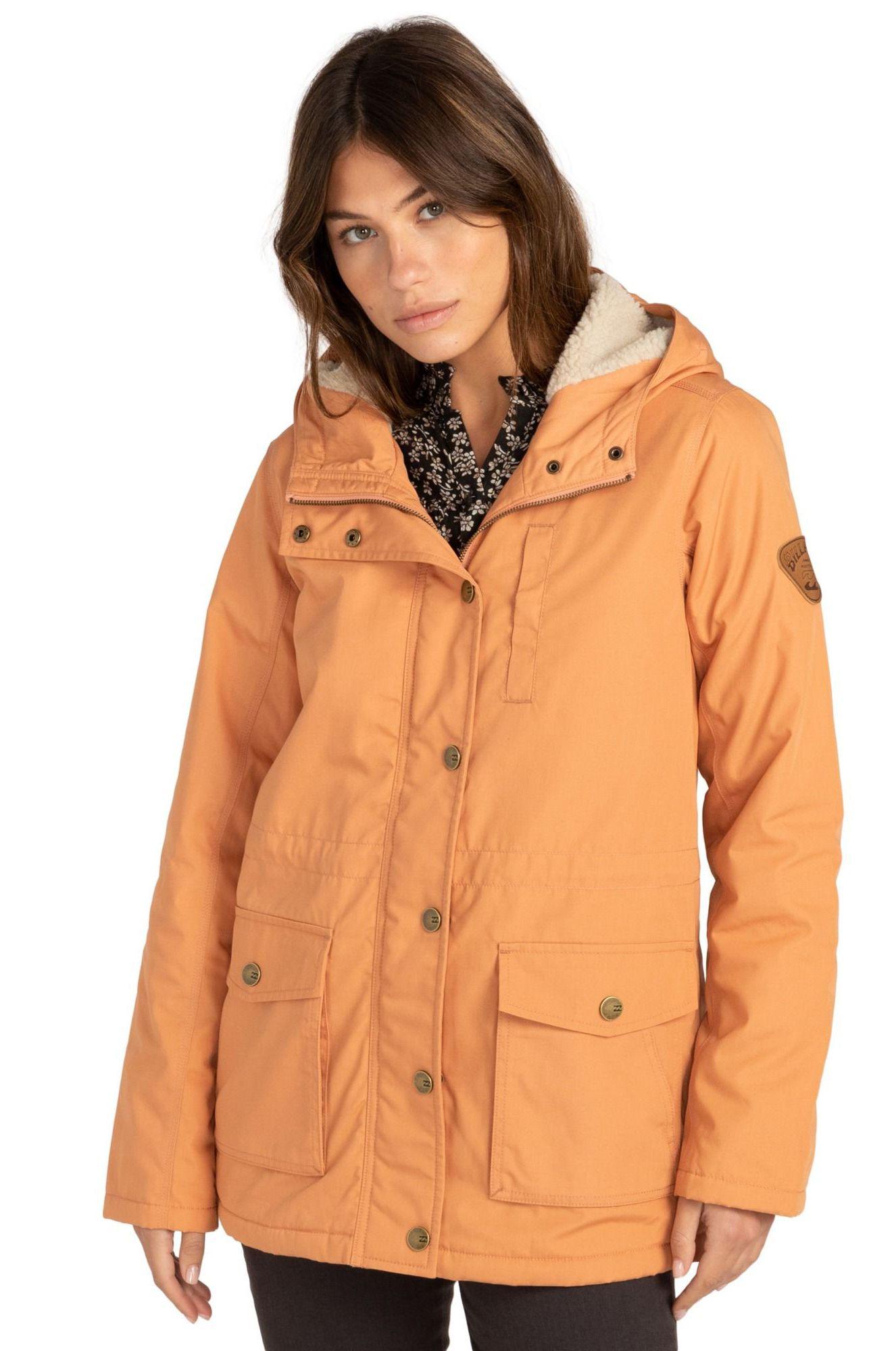 Billabong Jacket FACIL ITI PARADISE FOUND Sandstone
