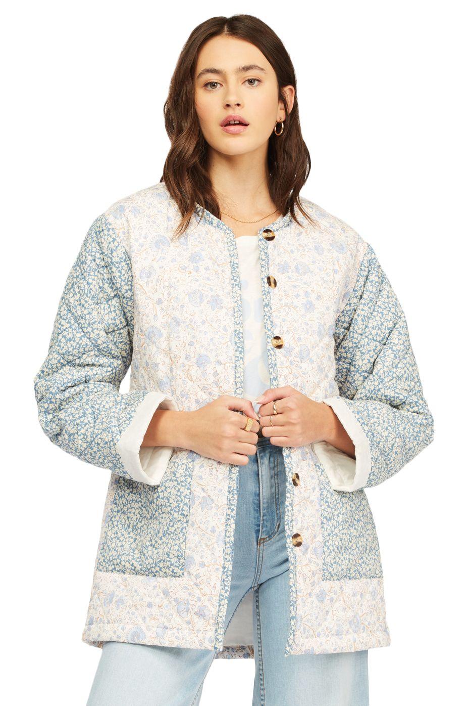 Billabong Jacket PERFECT MATCH COASTAL LOVE LETTERS Multi