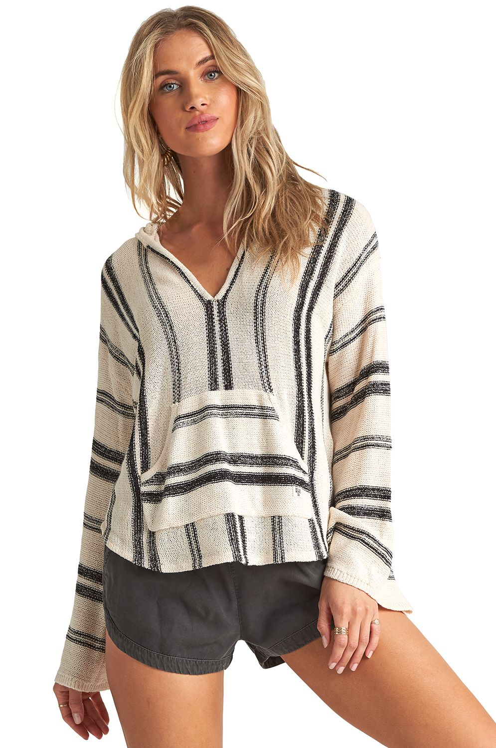 Billabong Sweater BAJA BEACH BEACH BAZAAR Whisper