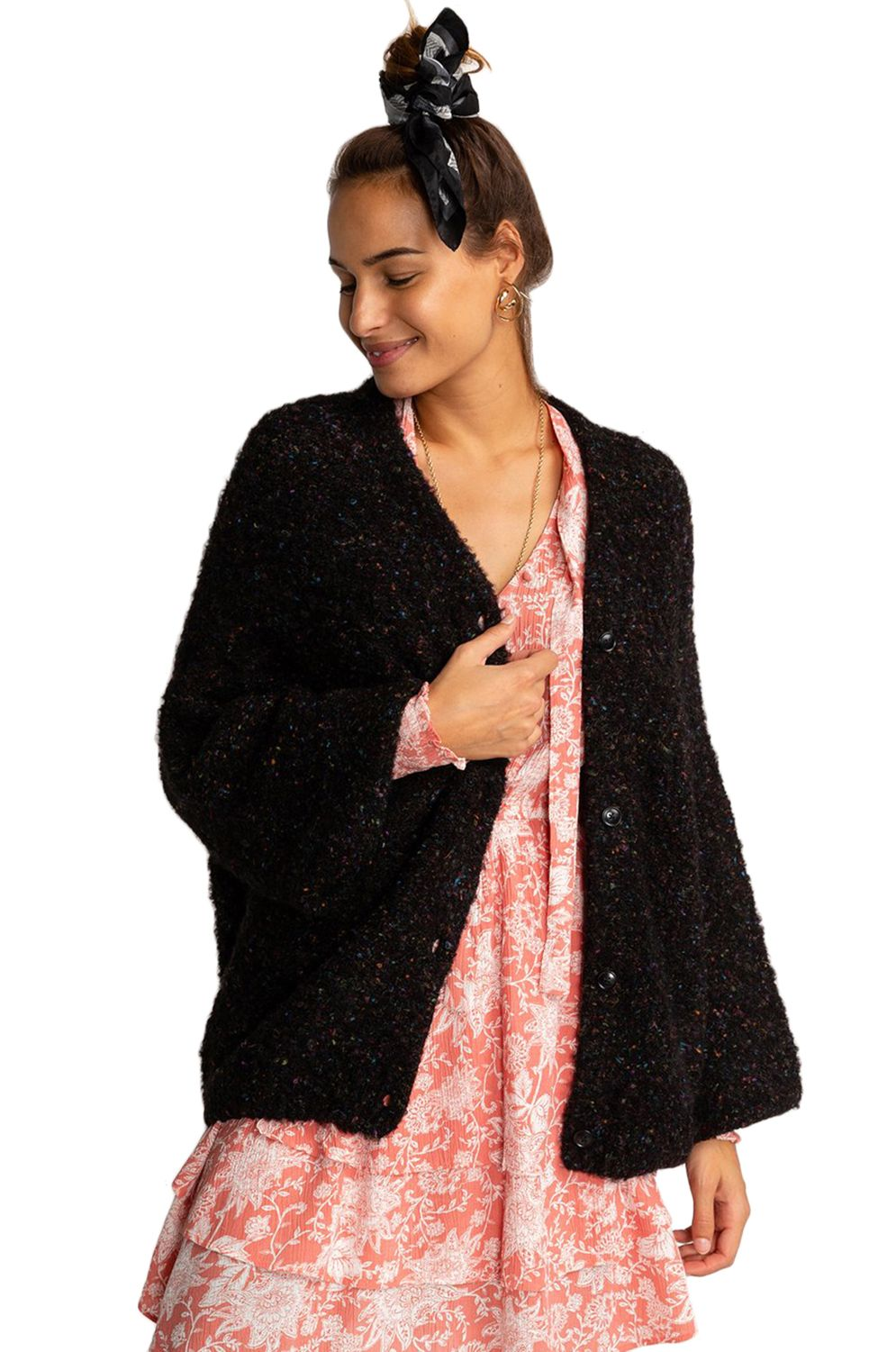 Billabong Coat SWEET LIFE Black