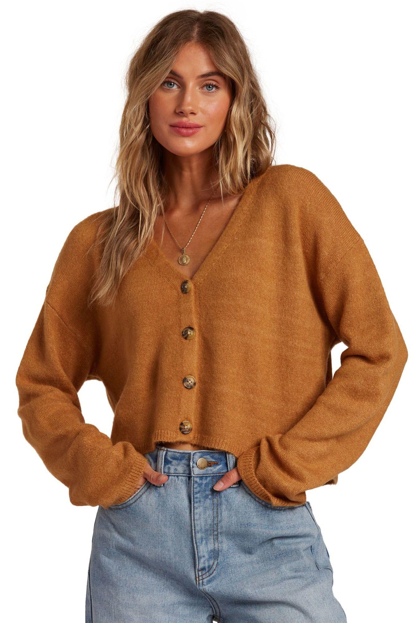 Billabong Sweater SHORT N SWEET A DAY DREAM AWAY Canyon