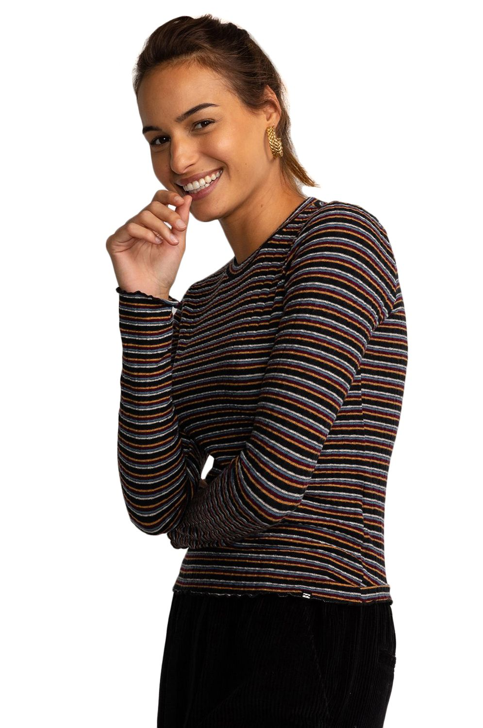 Billabong L-Sleeve SEVENTIES STRIPES Multi