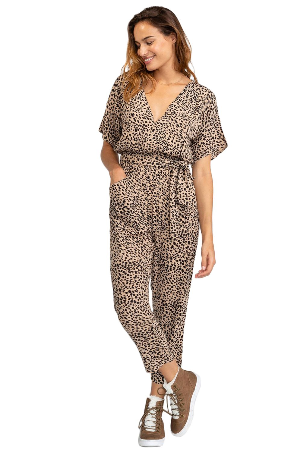 Billabong Jumpsuit HIGH FLYER Animal