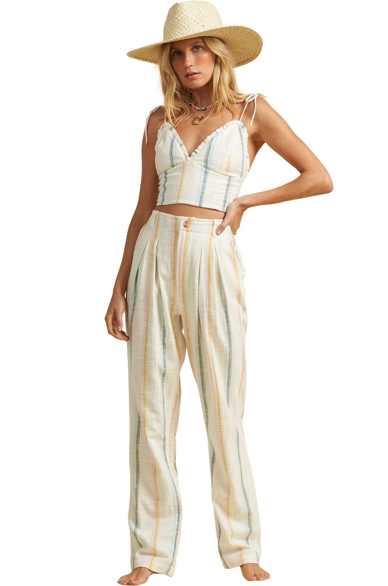 Billabong Pants NEW MOVES SALTY BLONDE Multi