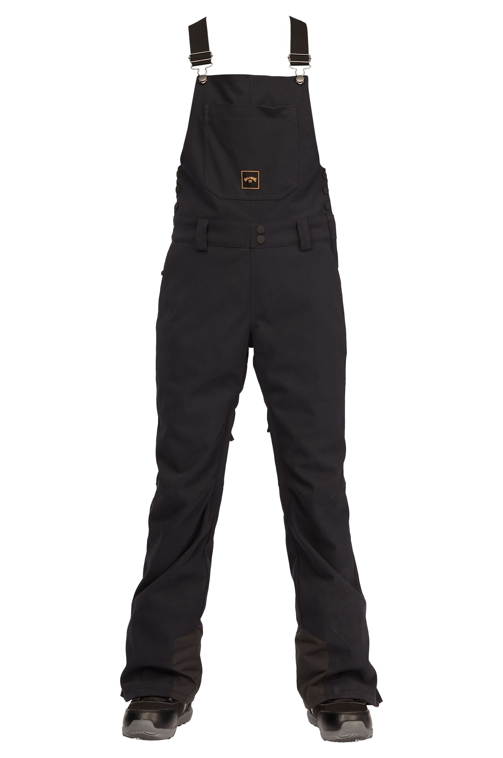 Billabong Pants RIVA BIB Black