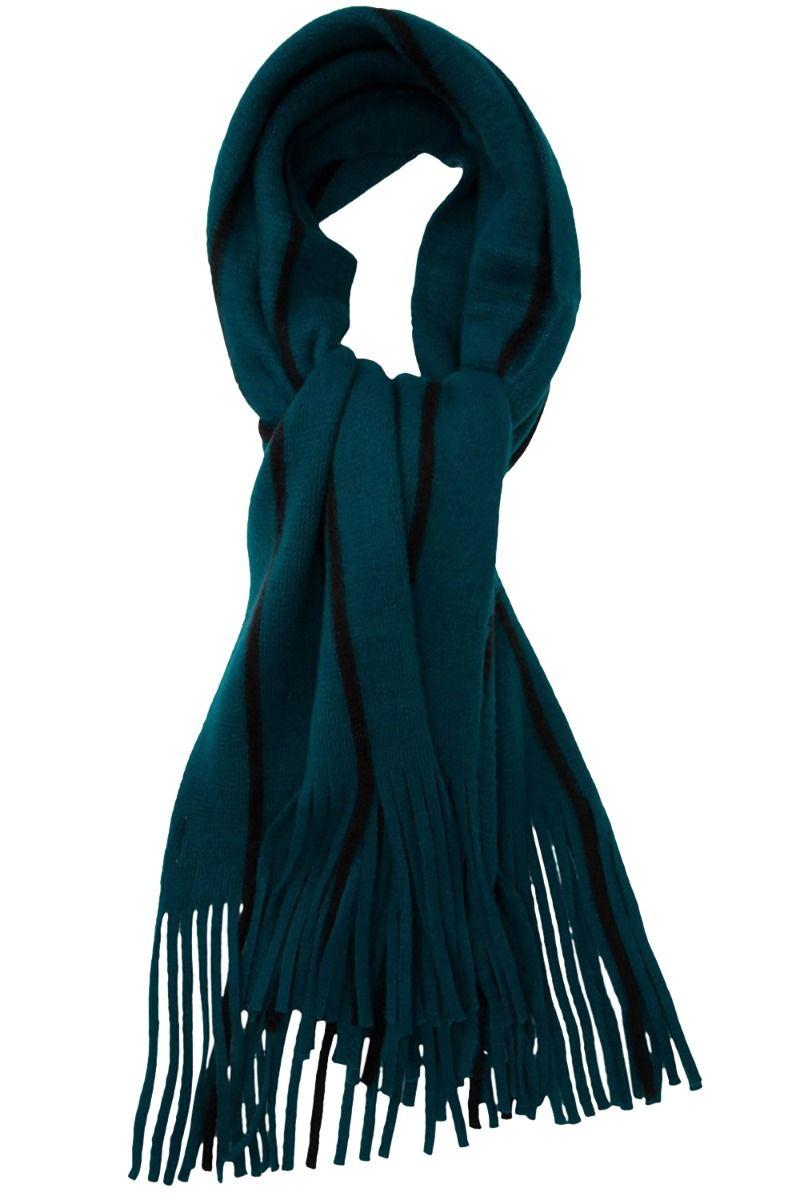 Billabong Scarf ON THE FRINGES Deep Jade