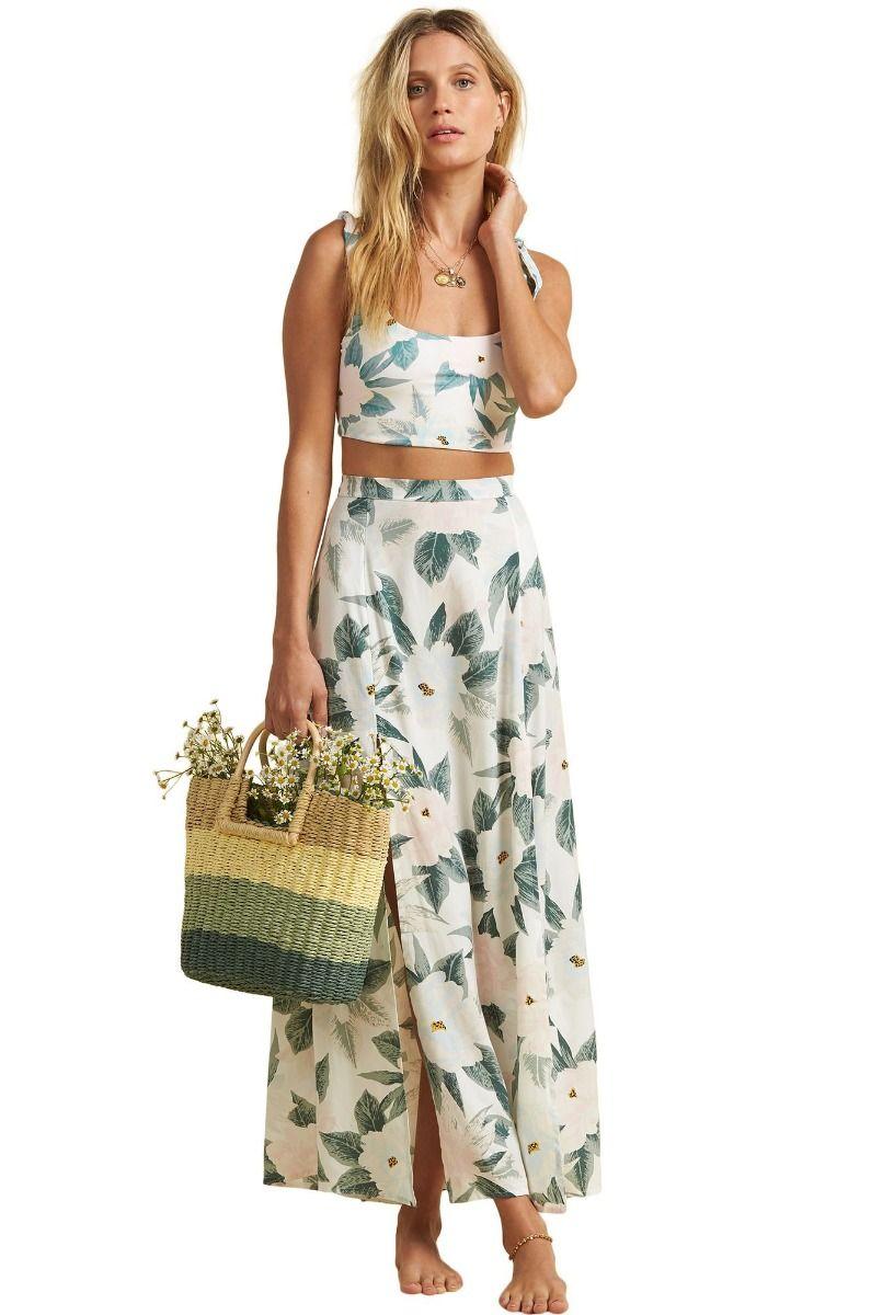 Billabong Skirt PEACHY KEEN SALTY BLONDE Multi