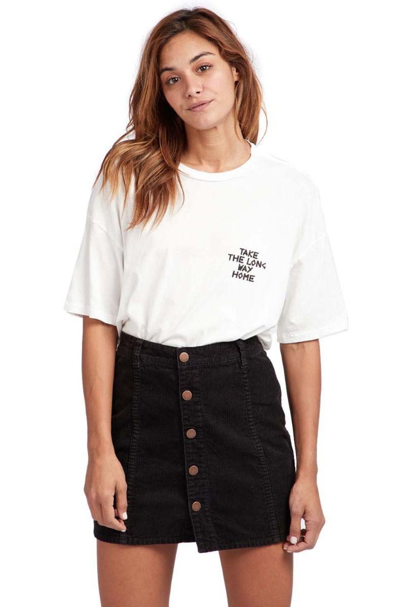 T-Shirt Billabong LONG WAY HOME Cool Wip