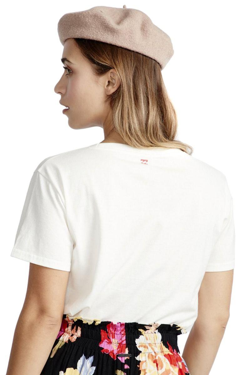 T-Shirt Billabong WAVY Cloud
