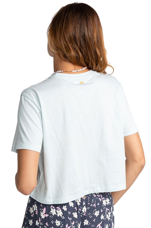 T-Shirt Billabong STAY WAVY Vista Blue