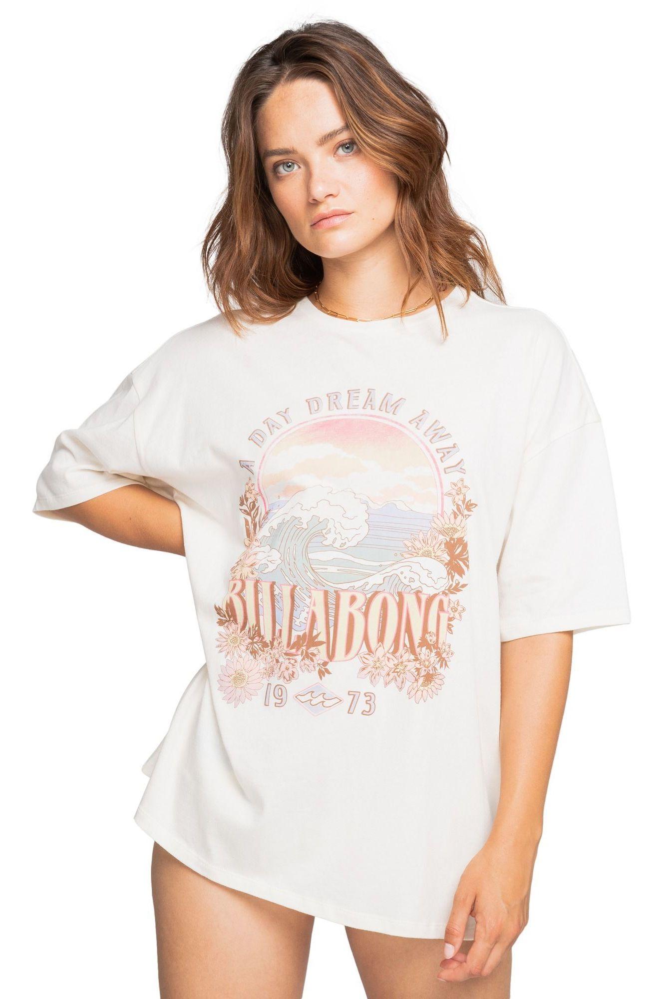 T-Shirt Billabong DREAMY DAY SWEET SESSIONS Salt Crystal