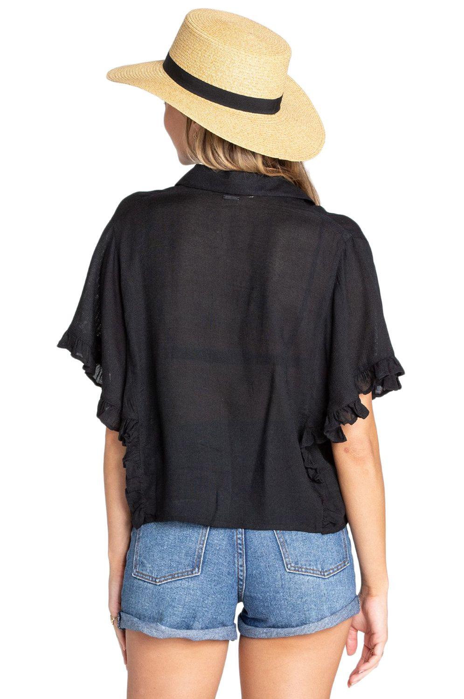 Camisa Billabong FIND ME COSTA DEL SOL Black