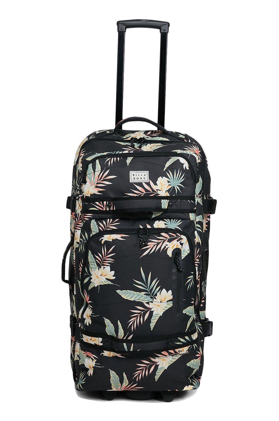 Billabong Travelbag KEEP IT ROLLING Black/Green