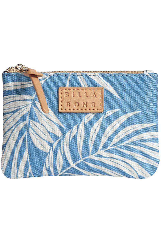 Billabong Wallet TINY CASE BEACH BAZAAR Sea Blue