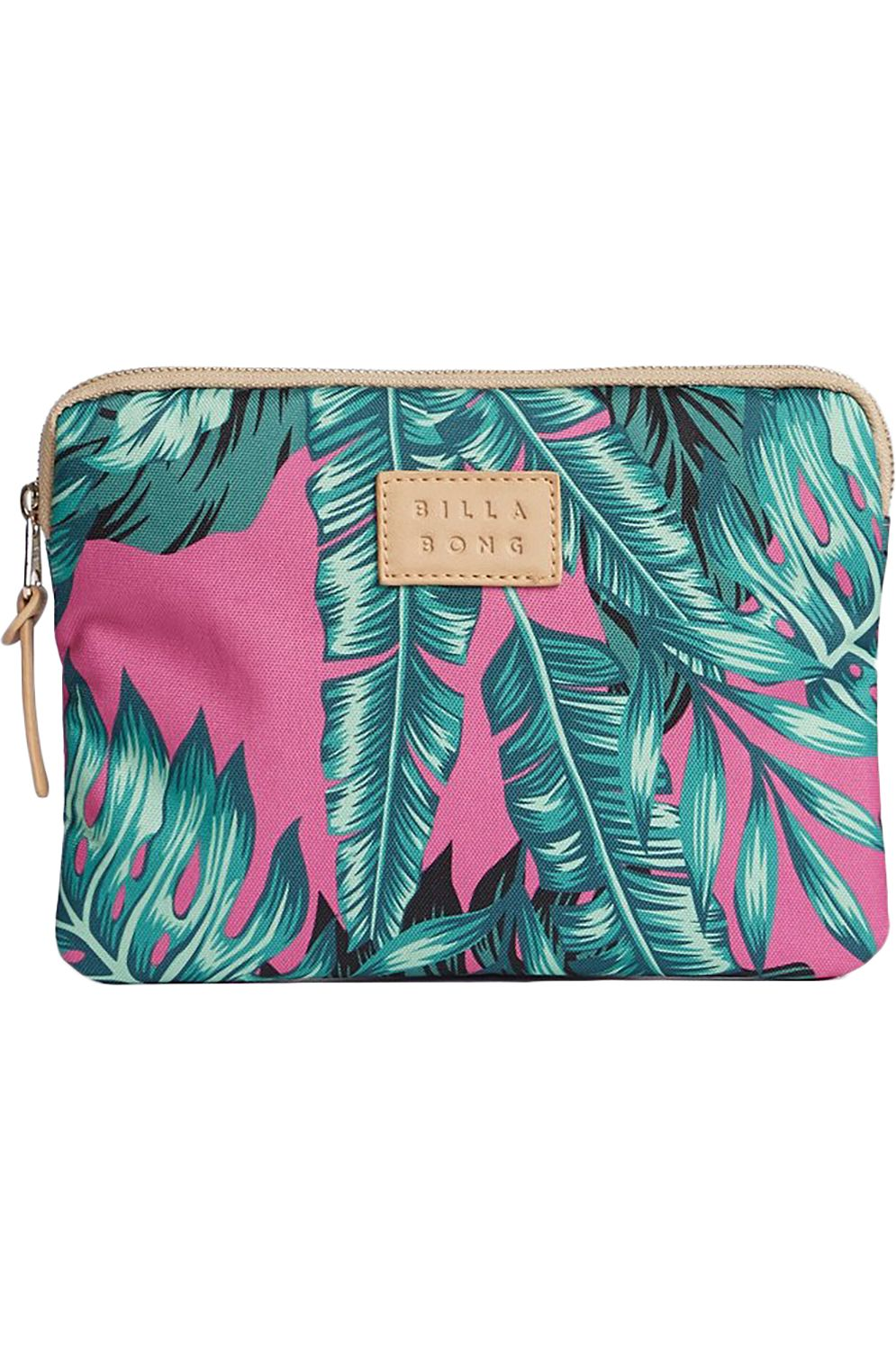 Carteira Billabong BOULEVARD LARGE CASE BEACH BAZAAR Black