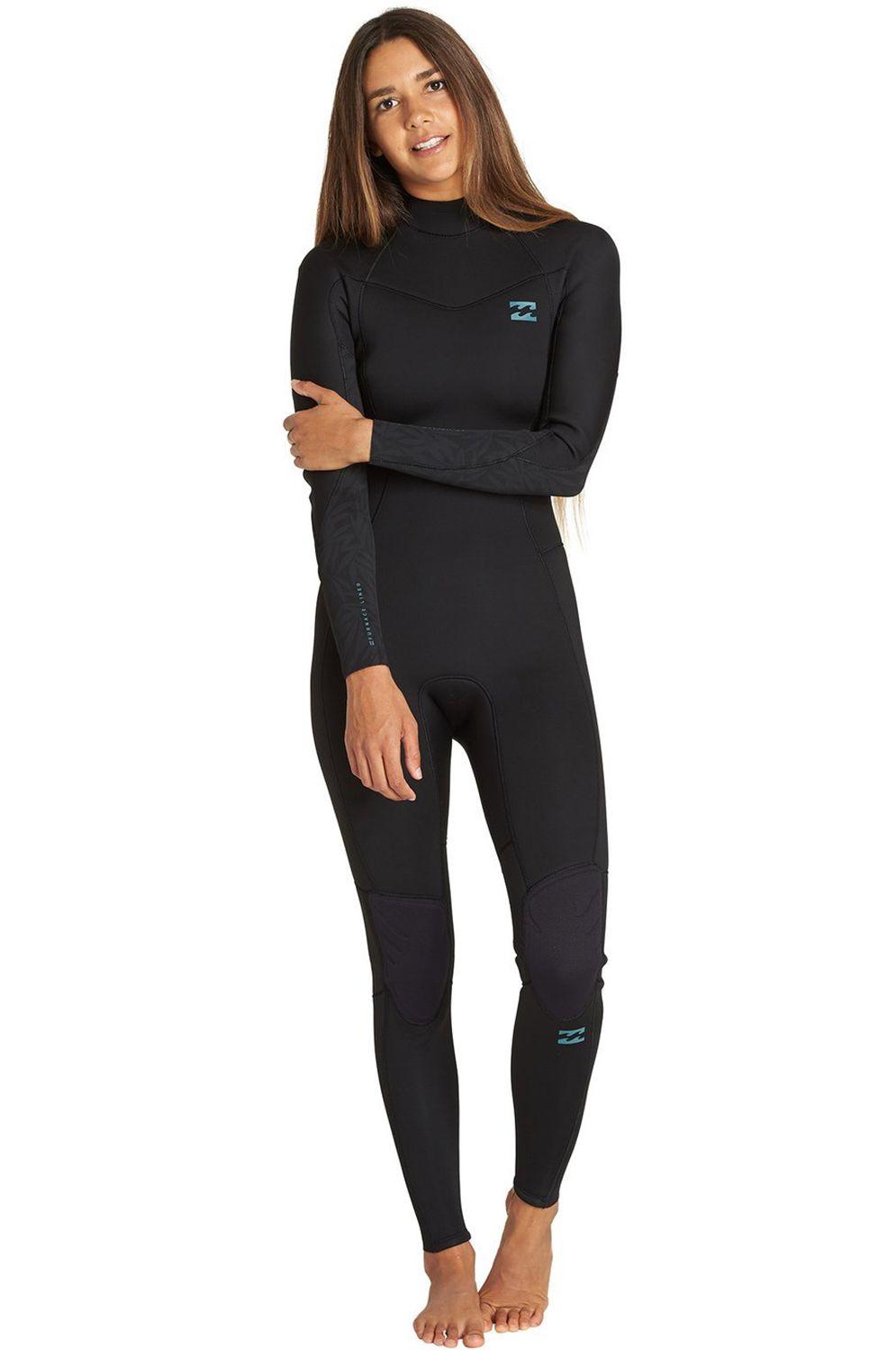 Billabong Wetsuit 302 FURN SYN BZ GBS Black