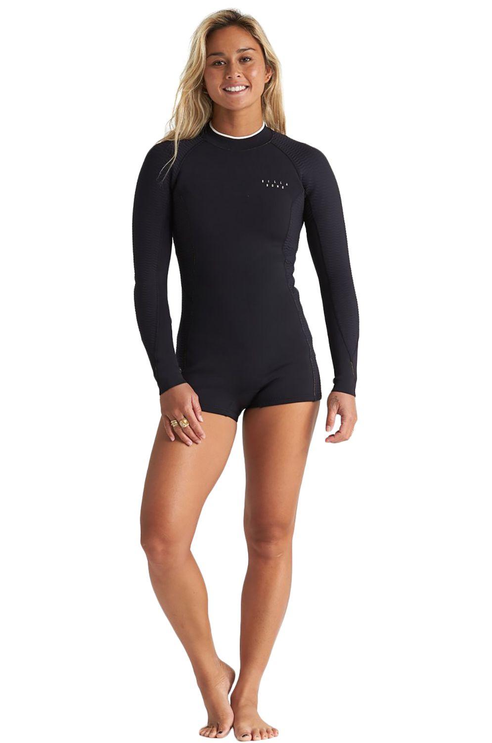 Billabong Wetsuit E SPRING FEVER SURF CAPSULE Onyx