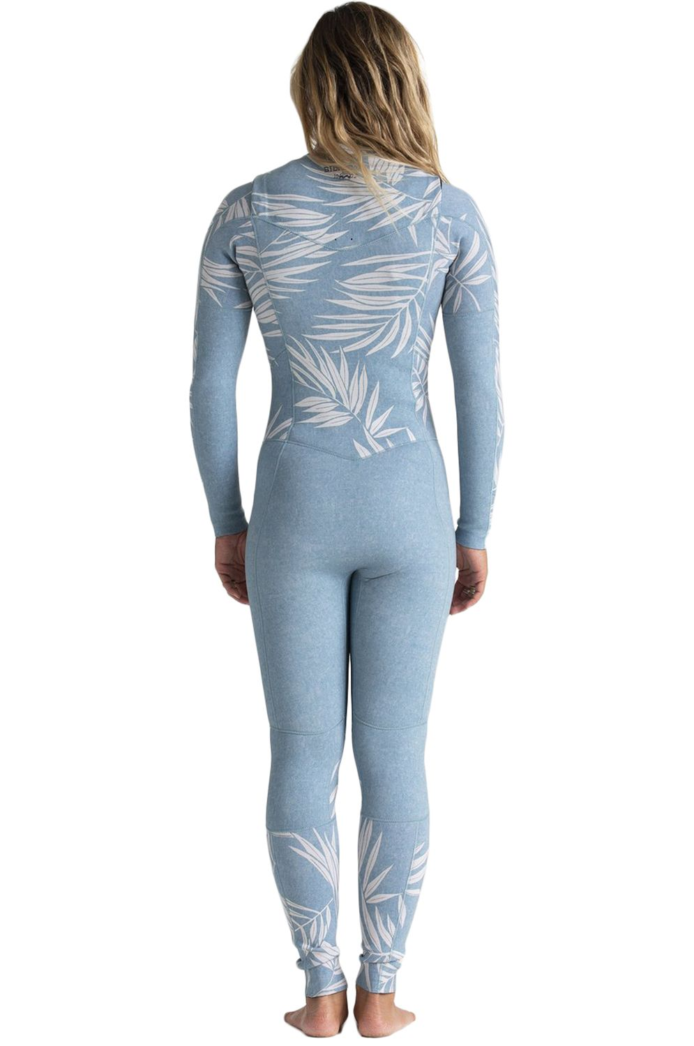 Billabong Wetsuit SALTY DAYZ FULL 403 SURF CAPSULE Blue Palms