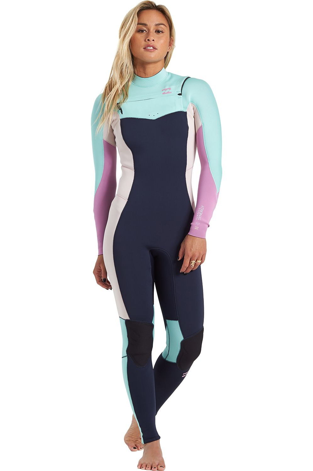 Billabong Wetsuit 403 SYNERGY CZ GBS Navy