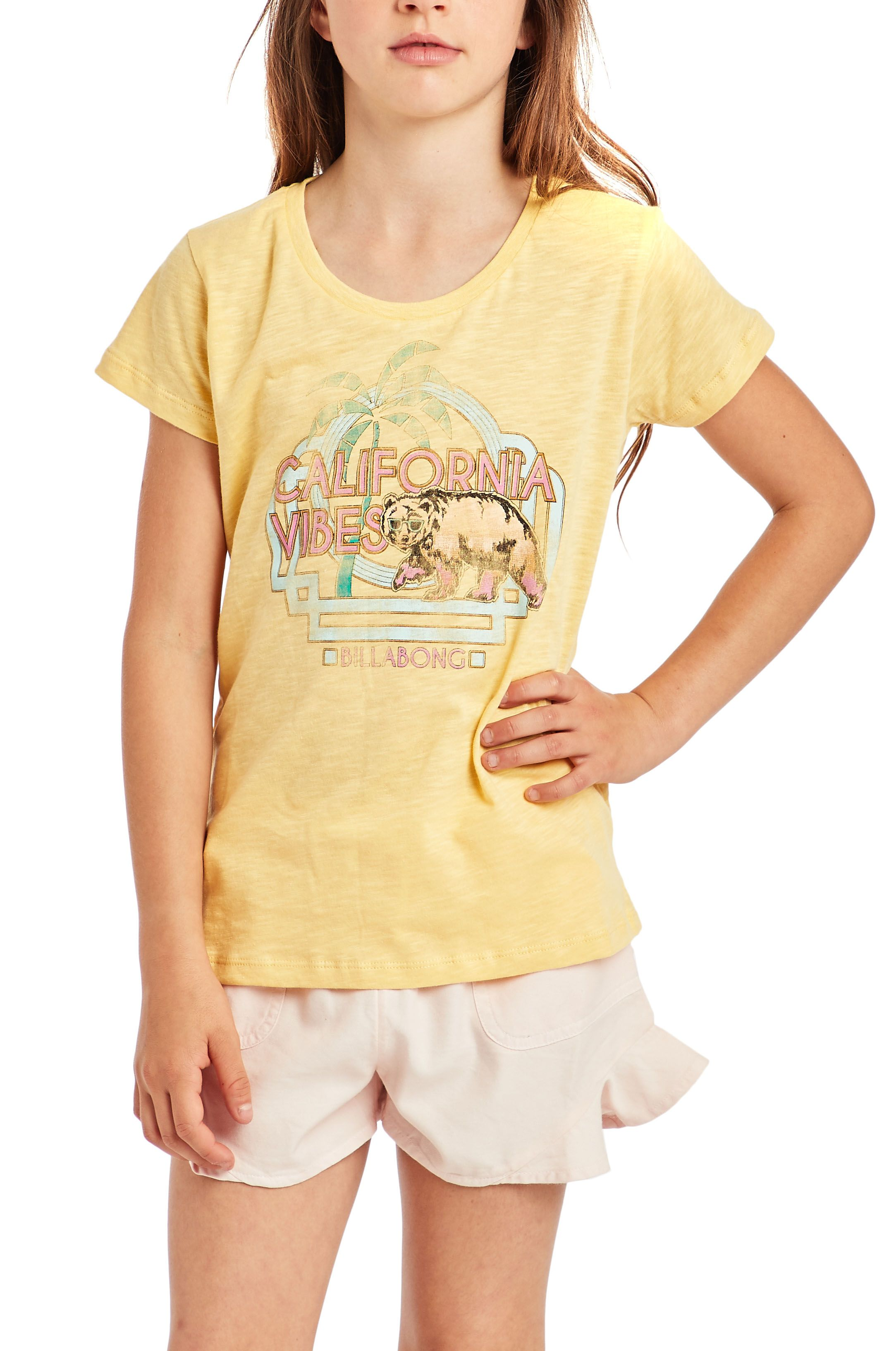 T-Shirt Billabong MOPPET Sunny Dayz