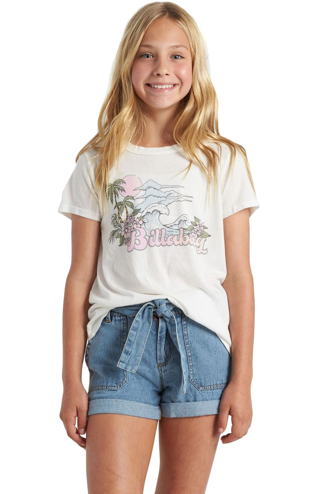 T-Shirt Billabong VINTAGE POSTCARD SS Cool Wip