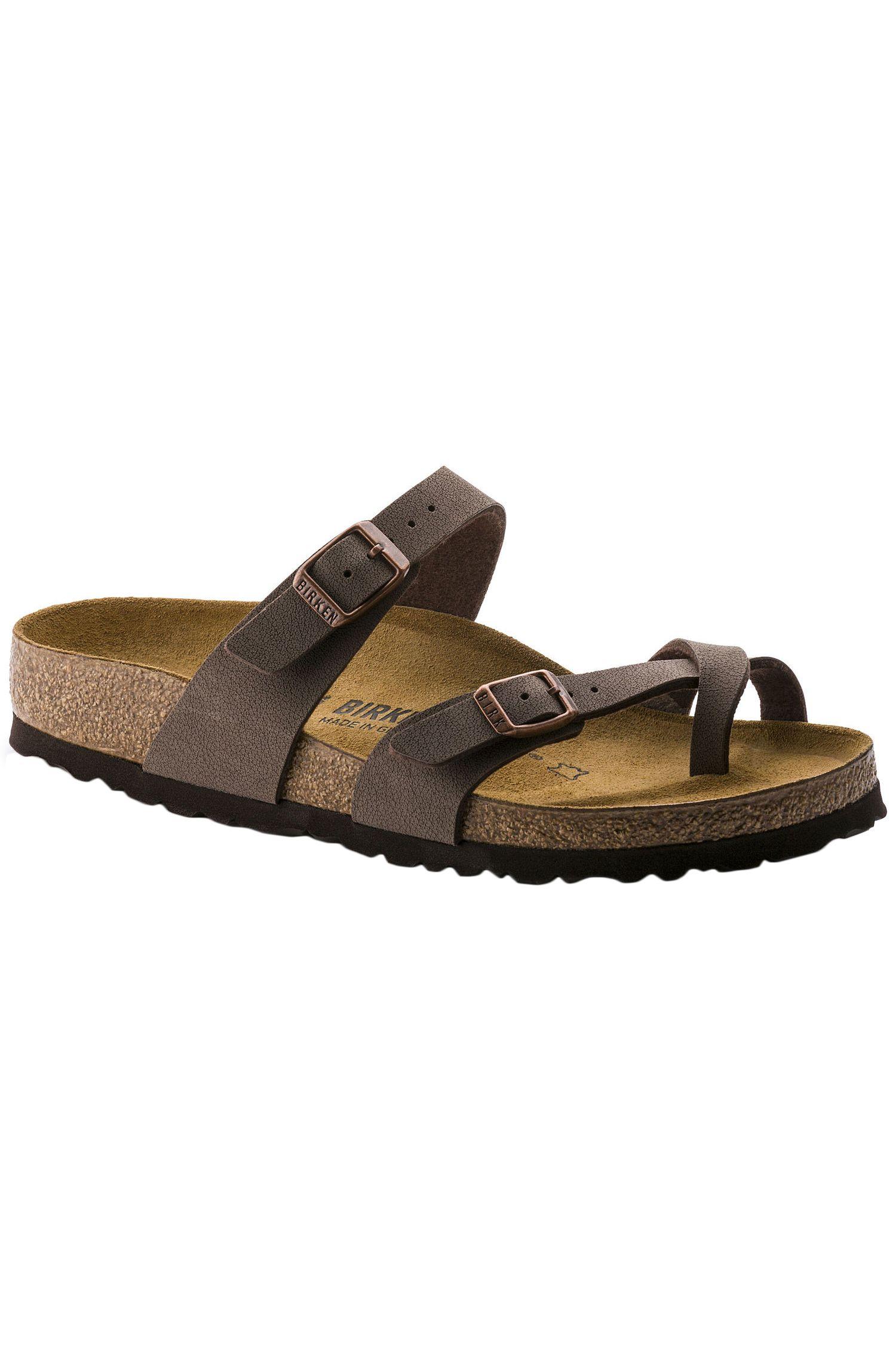 Birkenstock Sandals MAYARI REGULAR Mocca
