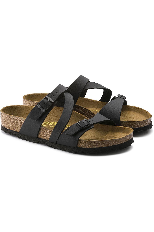 Birkenstock Sandals SALINA NARROW Black