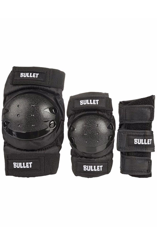 Proteção Bullet JUNIOR Black