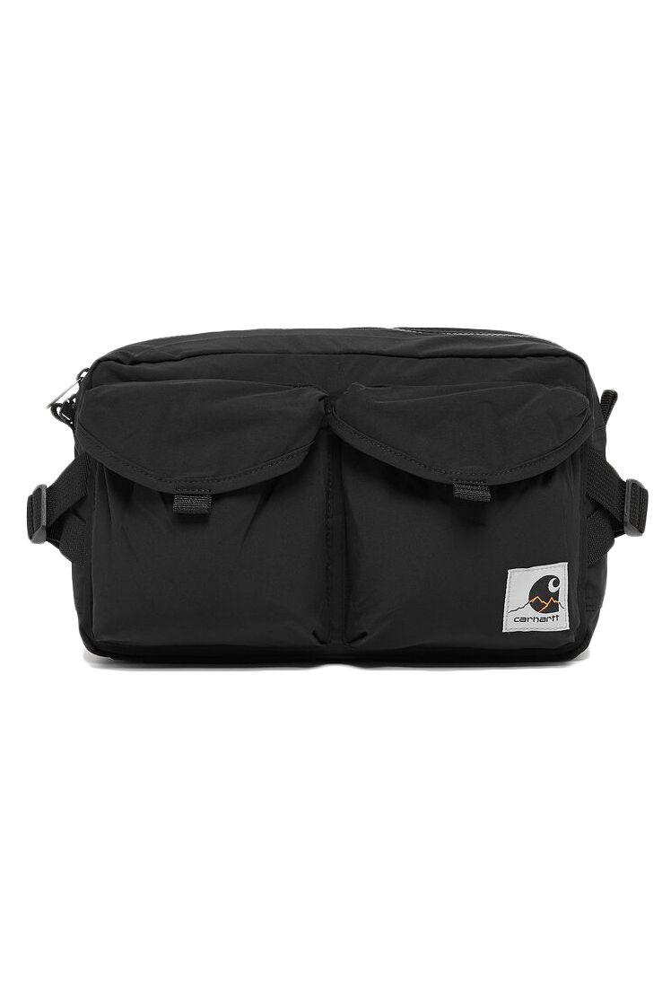 Bolsa Cintura Carhartt WIP HAYES HIP BAG Black