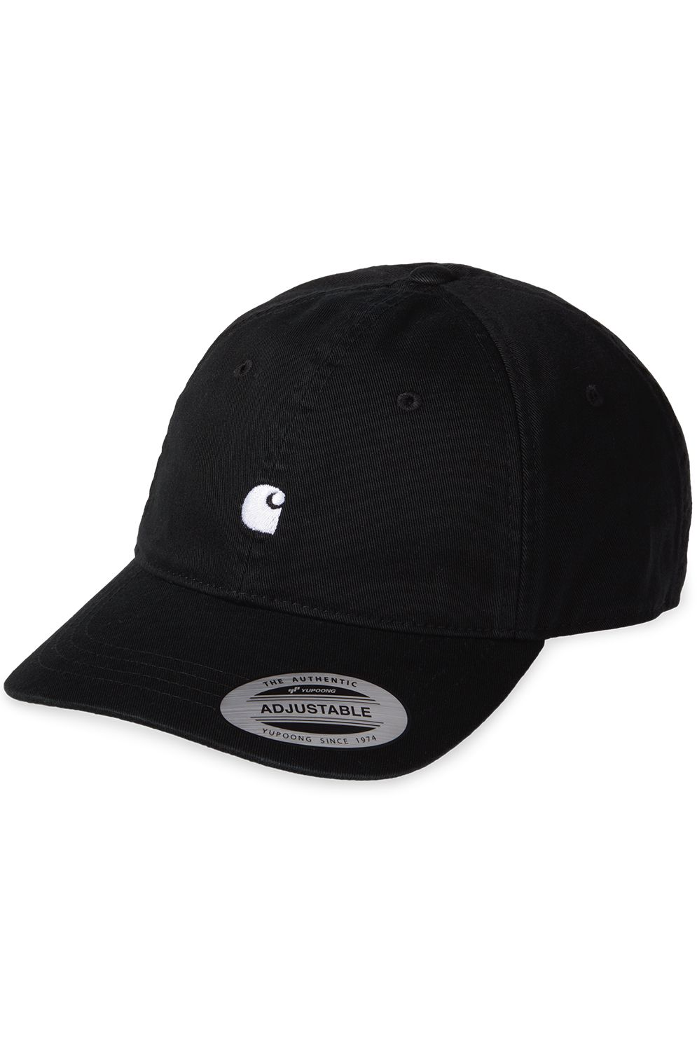 Carhartt WIP Cap   MADISON LOGO Black/Wax
