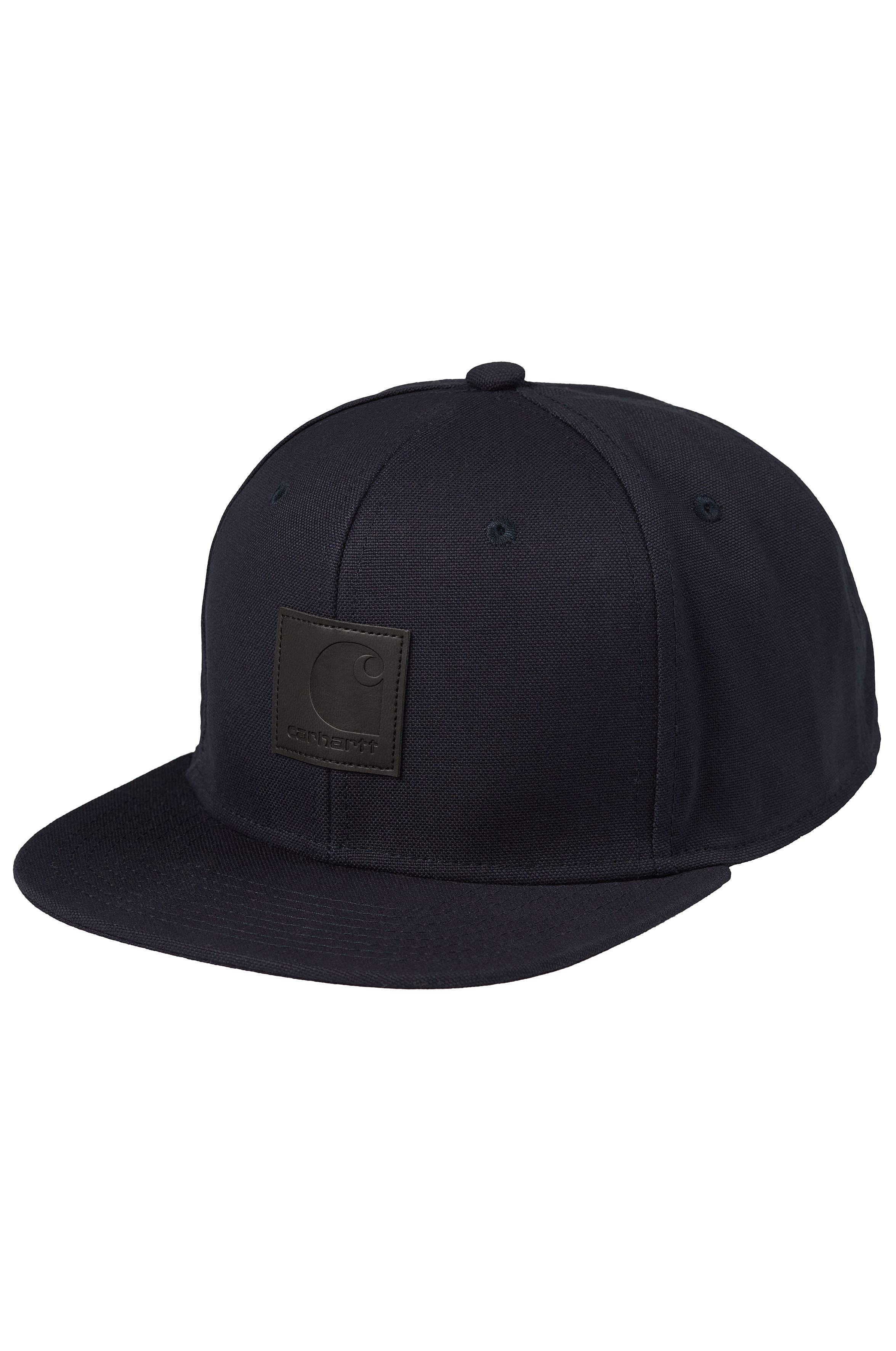 Carhartt WIP Cap   LOGO Black