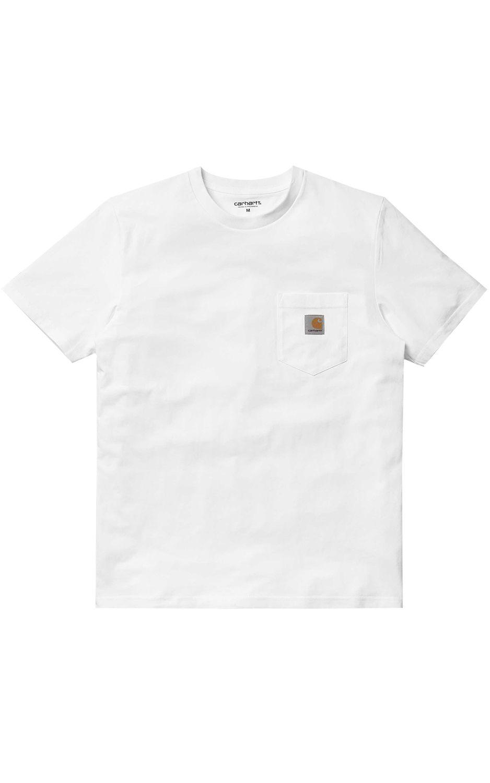 T-Shirt Carhartt WIP POCKET White