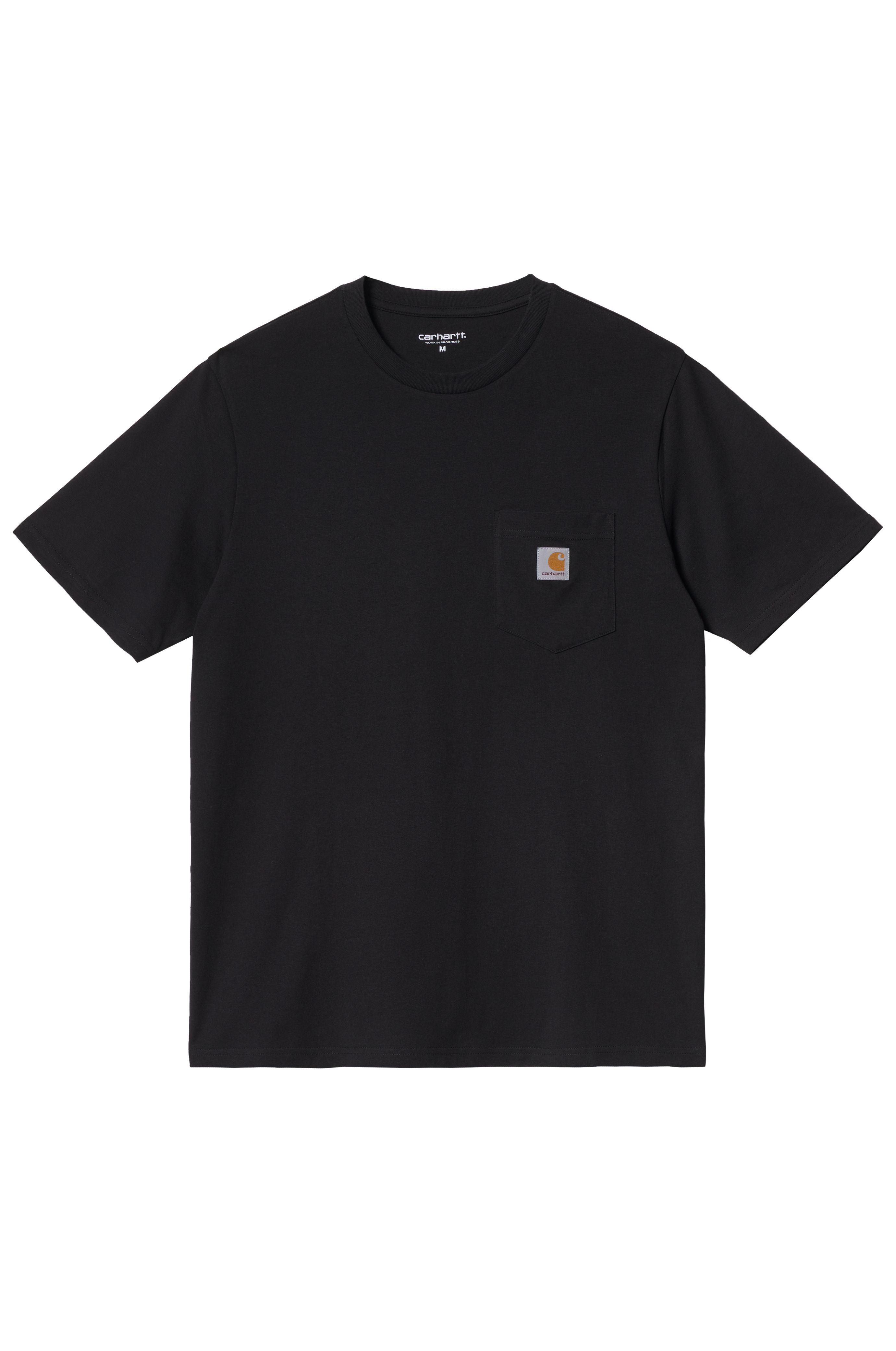 Carhartt WIP T-Shirt POCKET Black