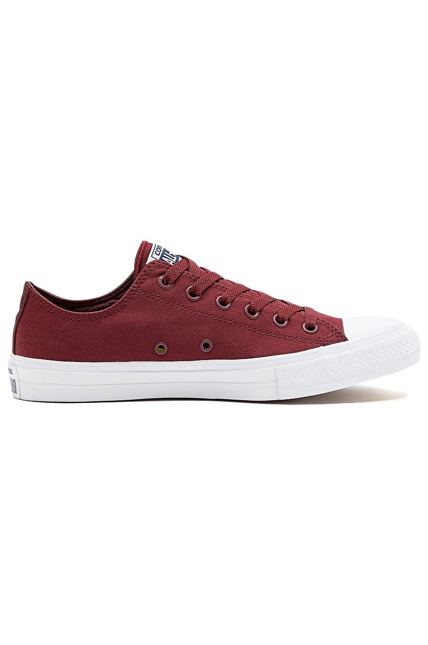 Tenis Converse CHUCK TAYLOR ALL STAR II Deep Bordeaux/White/Navy