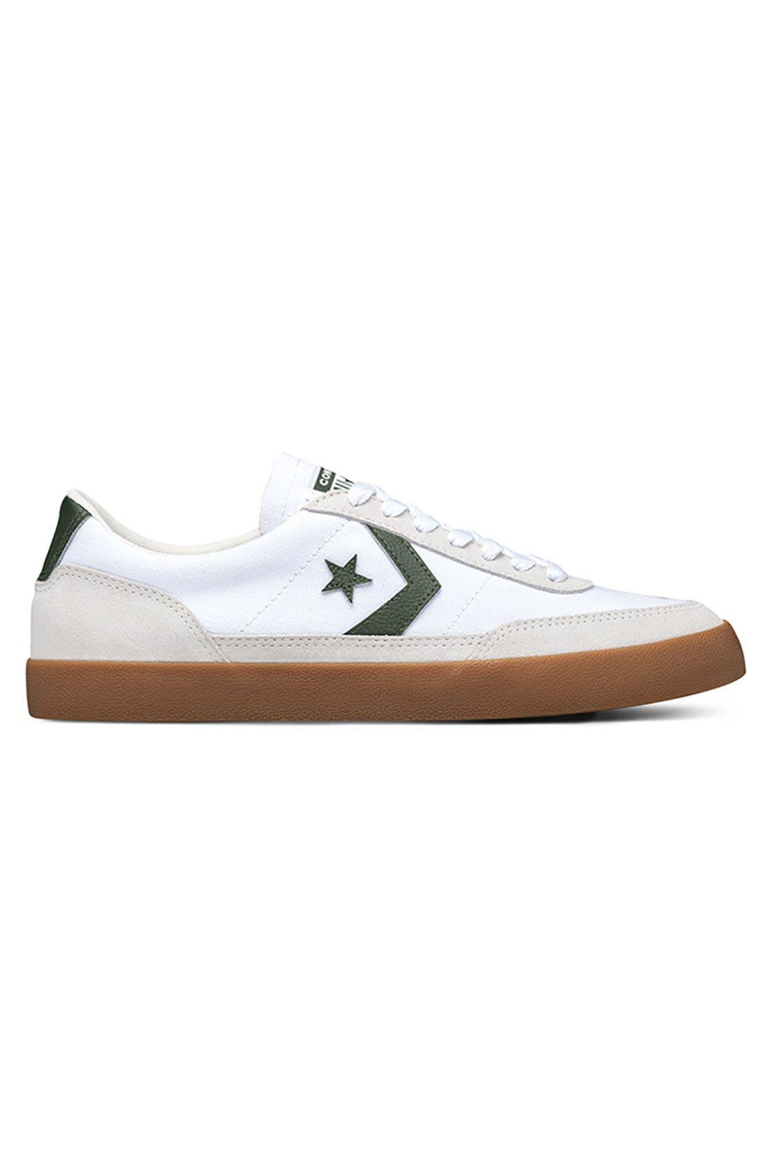 Tenis Converse NET STAR CLASSIC OX White/Vaporous Gray/Dark Moss