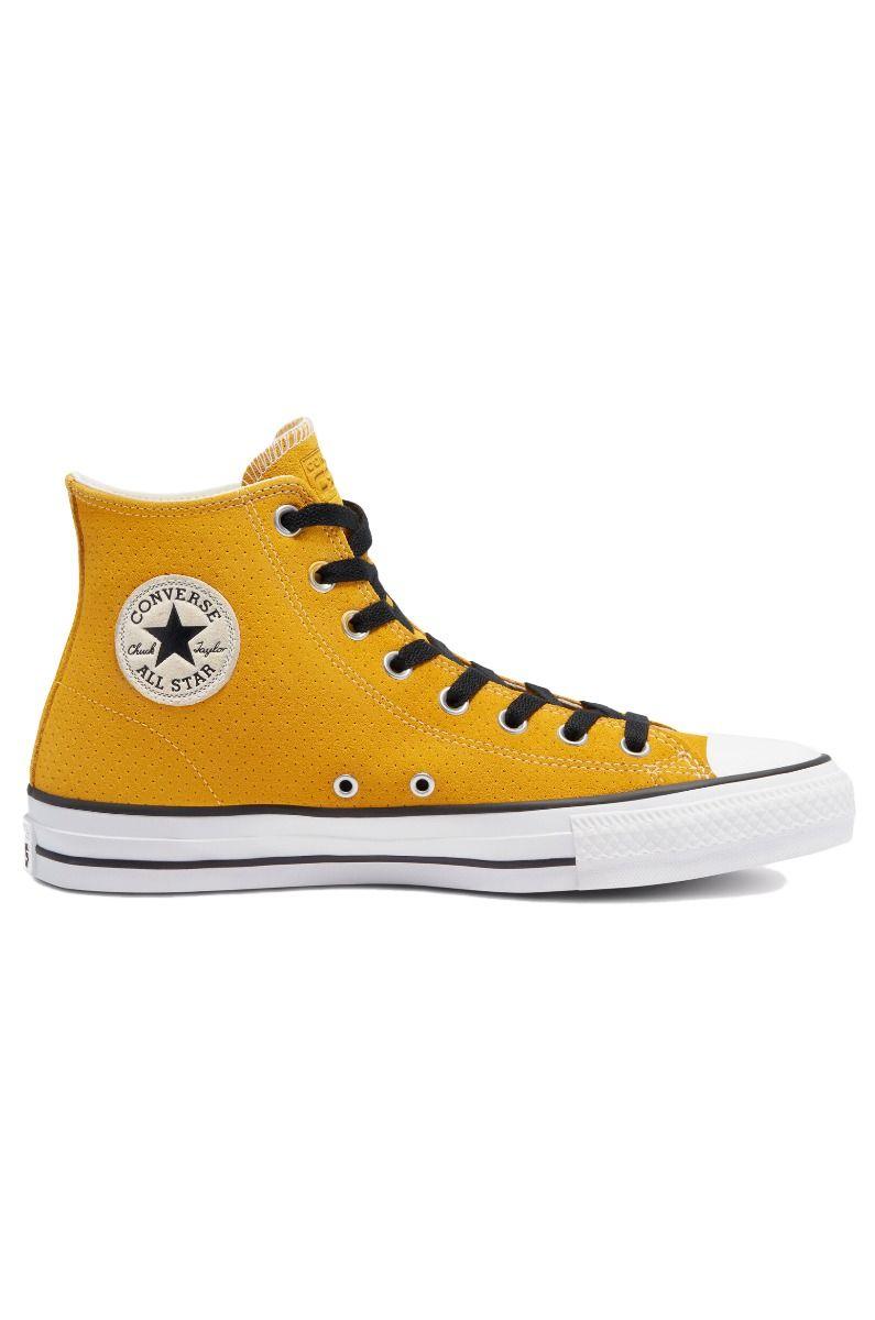 Tenis Converse CHUCK TAYLOR ALL STAR PRO HI Gold Dart/White/Black