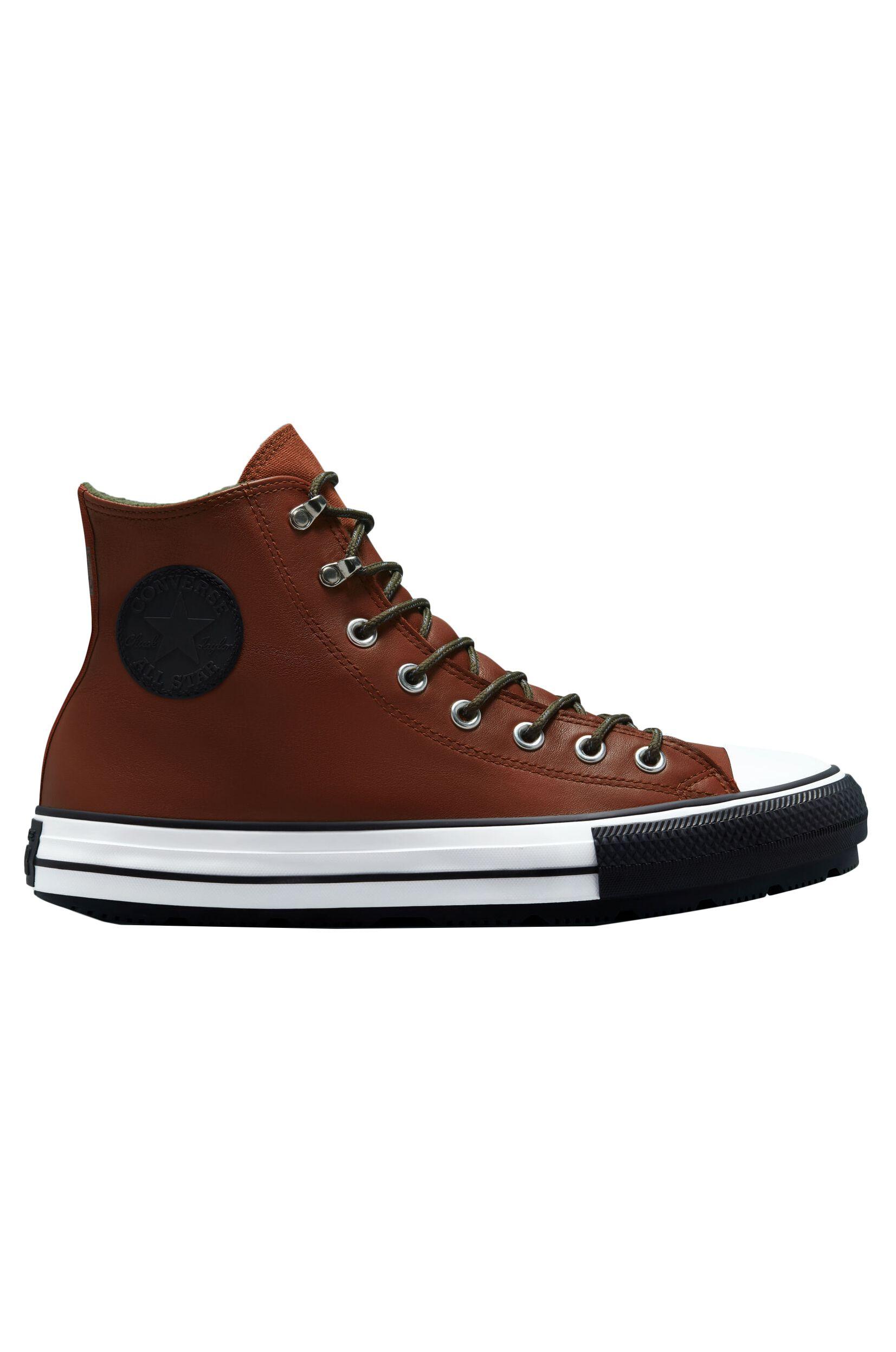 Converse Shoes CHUCK TAYLOR ALL STAR WINTER HI Cedar Bark/White/Black