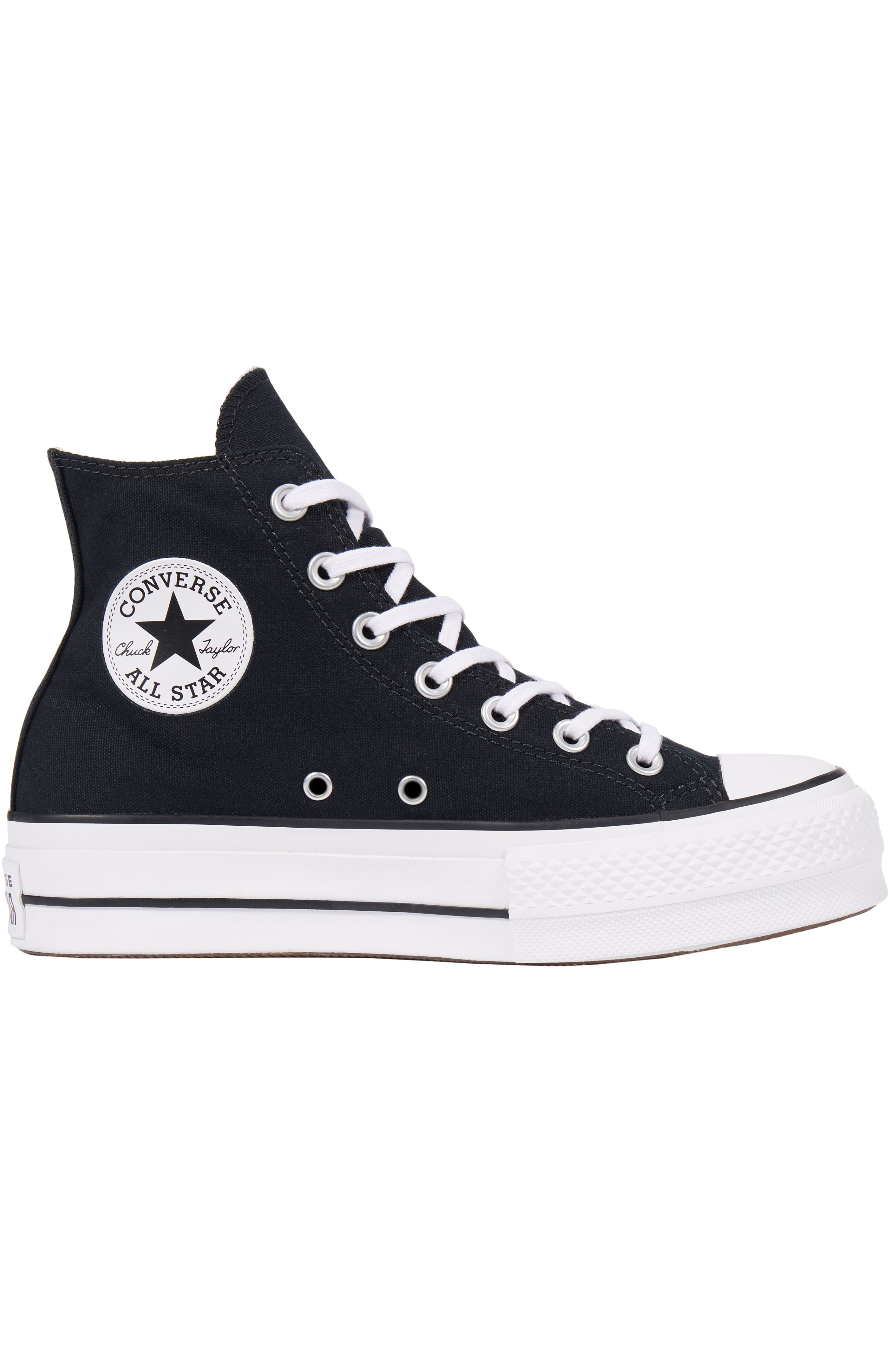 Tenis Converse CHUCK TAYLOR ALL STAR LIFT HI Black/White/White