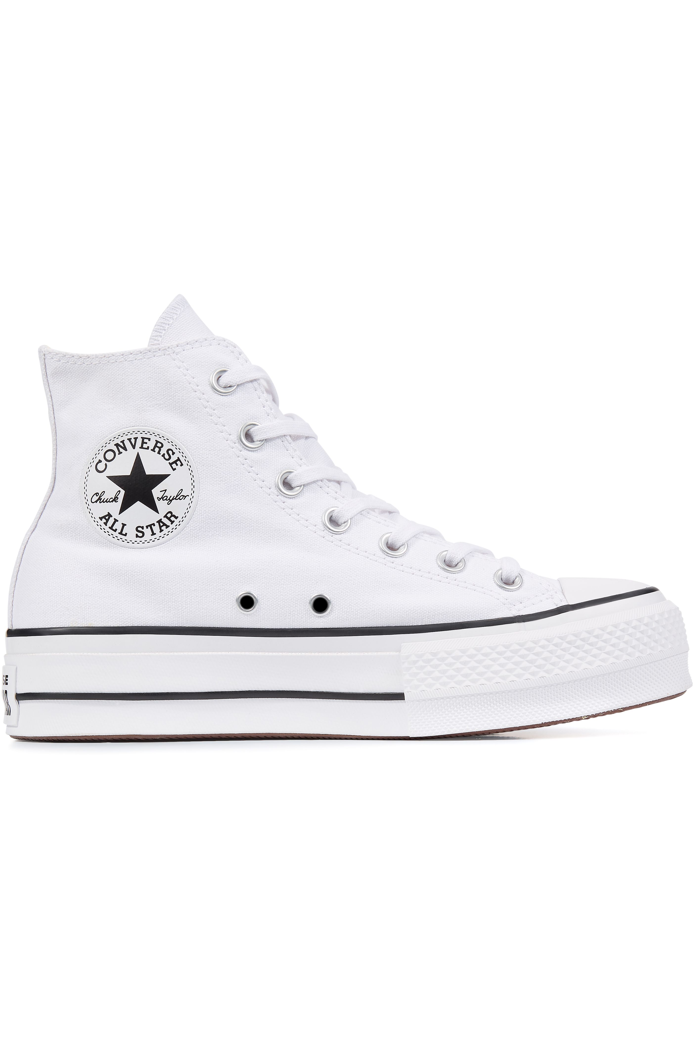 Tenis Converse CHUCK TAYLOR ALL STAR LIFT White/Black/White